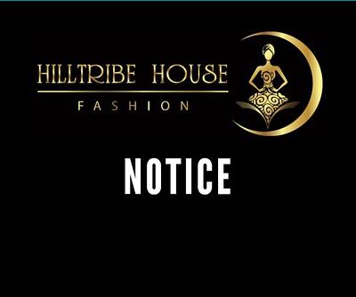 Hilltribe House ผลิตสินค้าเสื้อผ้าของเเต่งบ้าน และ รับสั่งตัดเสื้อผ้าสไตล์ชาวเขา ในรูปแบบทันสมัย ตำหนิ รู รอยมาก หรือ ขาดบางจุด Hilltribe house ไม่สามารถปรับเปลี่ยนหรือแก้ไขได้…